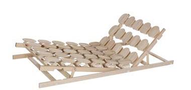 Lattenrost Relax Sitz- und Fußhochverstellung